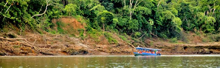 Tambopata Tour - Rainforest Expeditions
